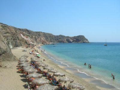 Firiplaka beach